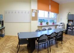 Pokój nauczycielski - parter