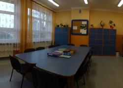 Pokój nauczycielski - Piętro