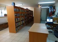 Biblioteka - Piwnica